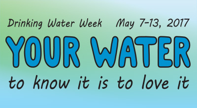 Support water infrastructure investment as Drinking Water Week ends