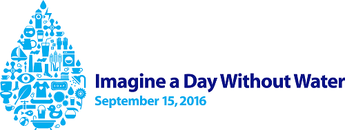"Tomorrow is ""Imagine a Day Without Water"""