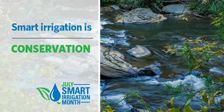 It's Smart Irrigation Month!