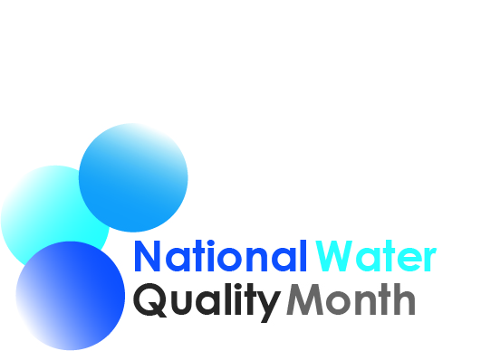In recognition of Water Quality Month