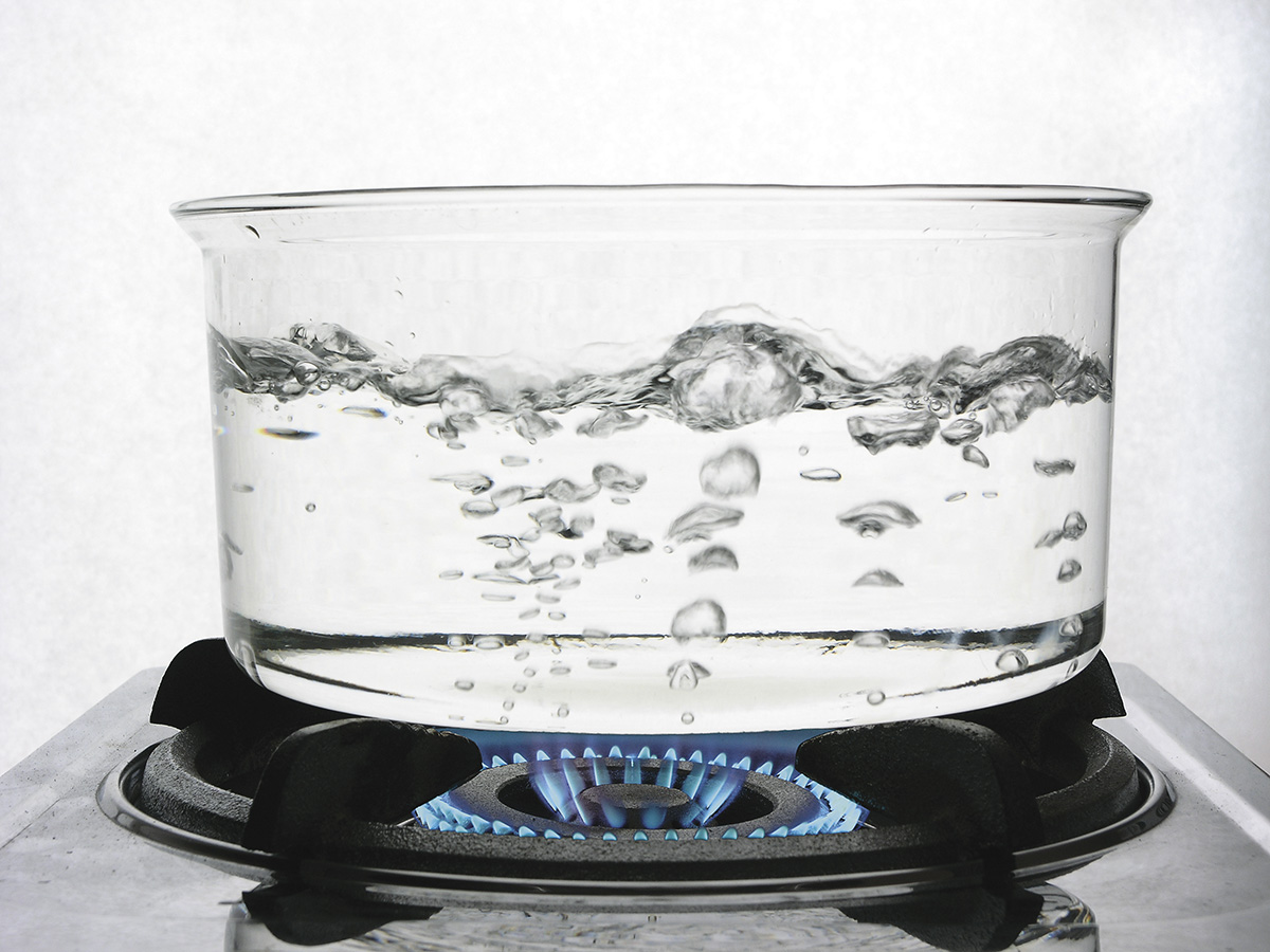 Stay cool under boil water advisories